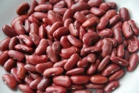 alubias rojas en pure