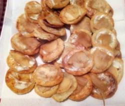 Minipizzas de hojaldre