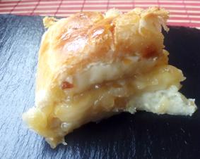 Camembert envuelto