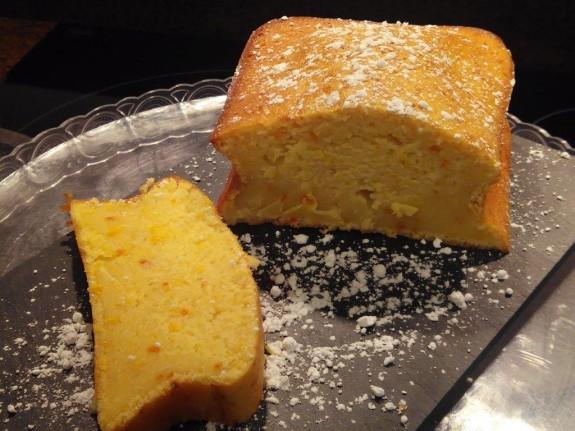 pan de mandarina