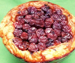 Tatin de tomatitos cherry